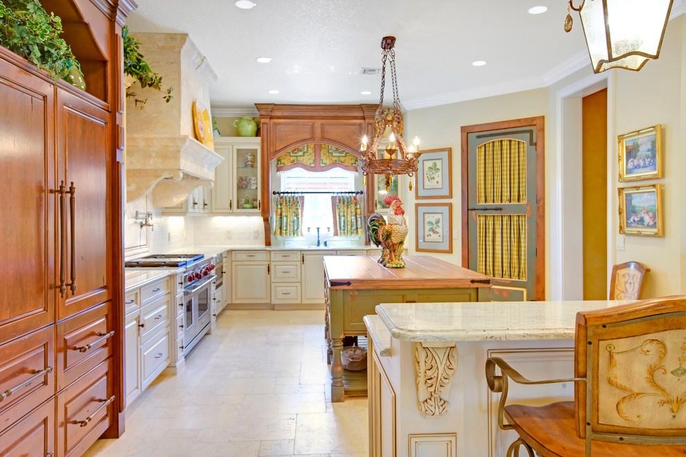 豪华别墅厨房装修效果图装修效果图