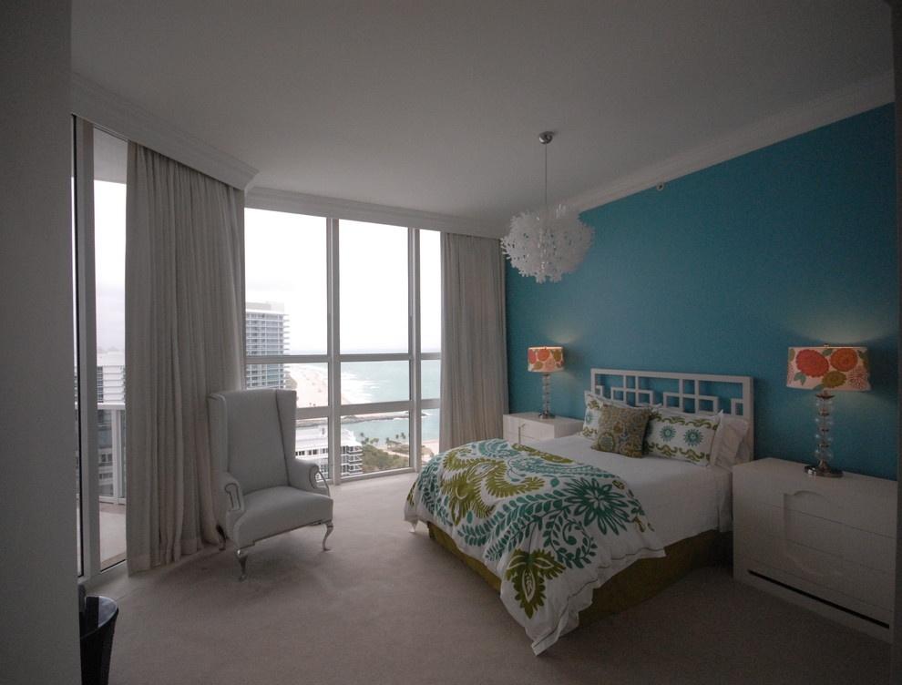 房间墙壁颜色搭配_卧室墙颜色效果图