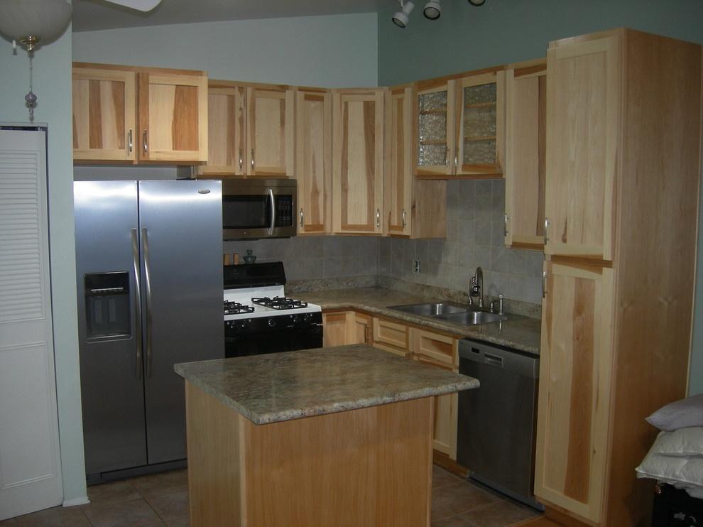 小型厨房装修图片 开放式厨房装修装修效果图