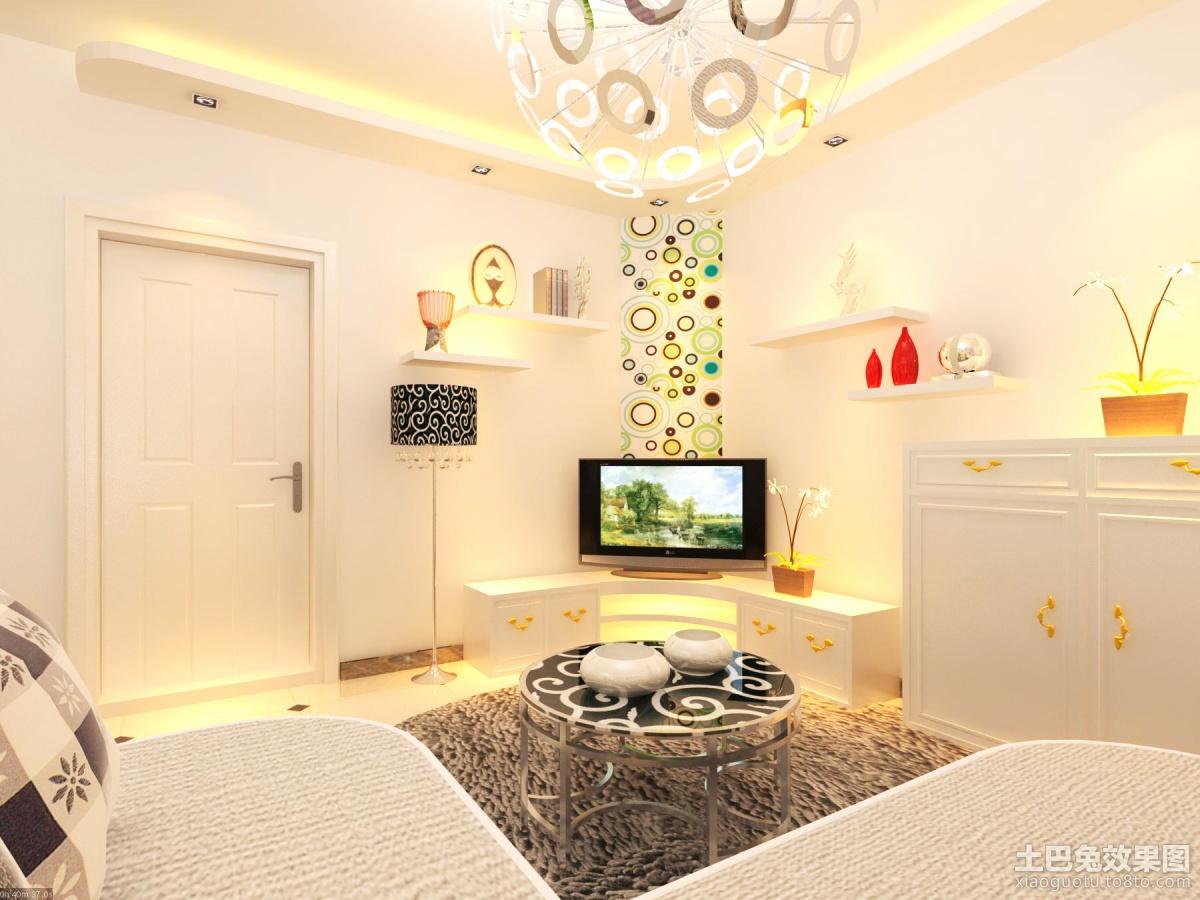 50平米小户型室内设计装修效果图图片