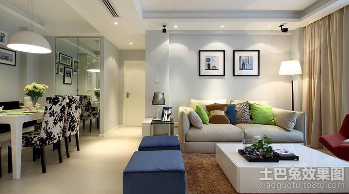 2012年新款客厅装修效果图装修效果图图片