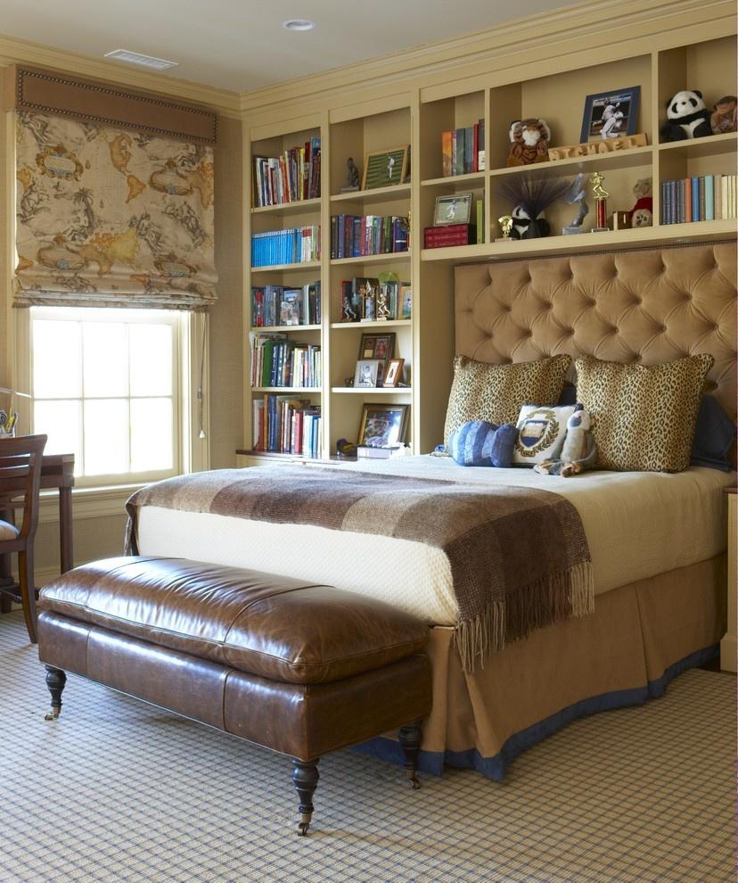 家居图库 十五平米卧室欧式风格装修 > 第1张  共 4 张图片
