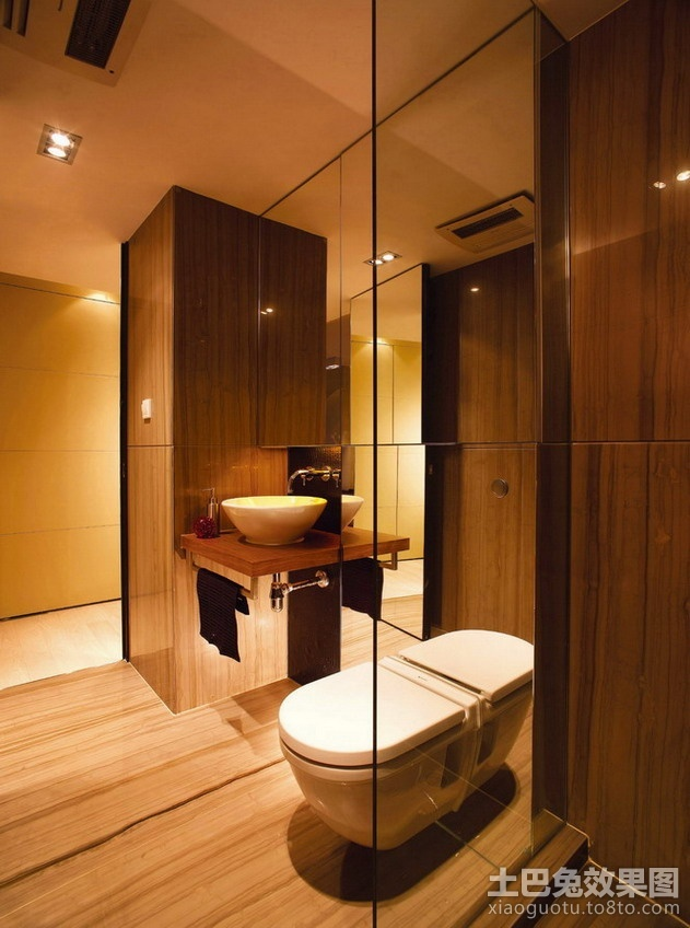 宾馆卫生间装修效果图欣赏装修效果图