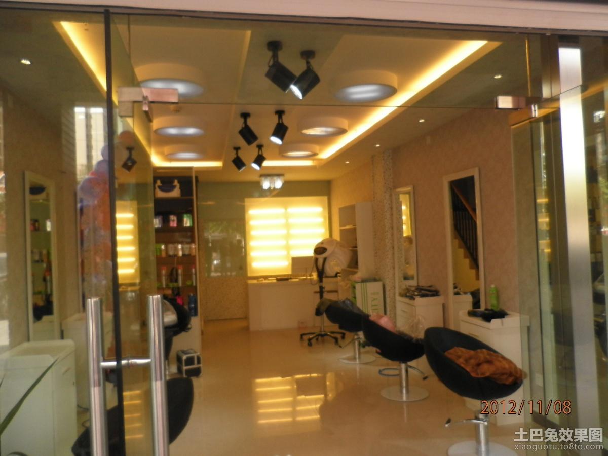 40平米理发店的装修装修效果图 第4张 家居图库 九正家居网高清图片
