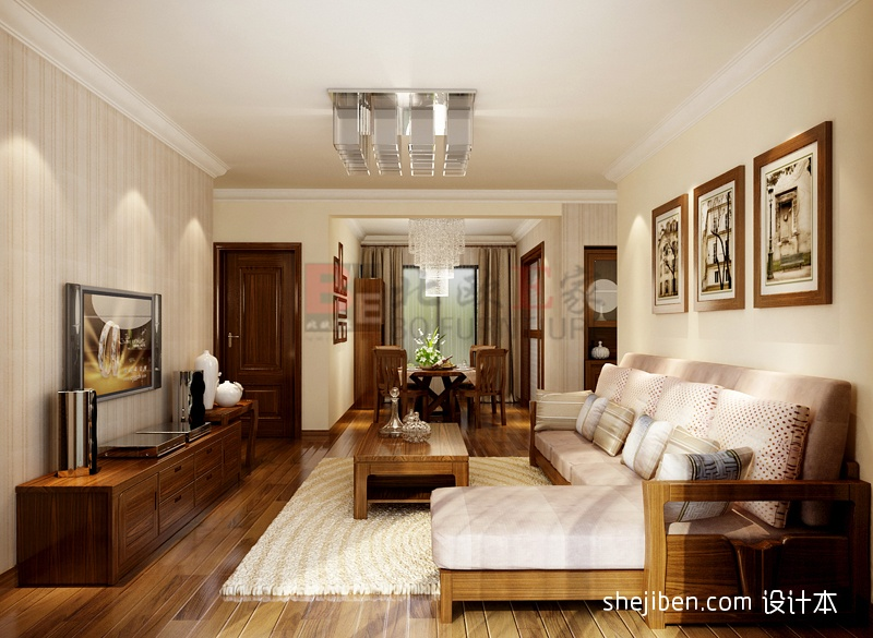 室内客厅装修效果图大全2013图片装修效果图