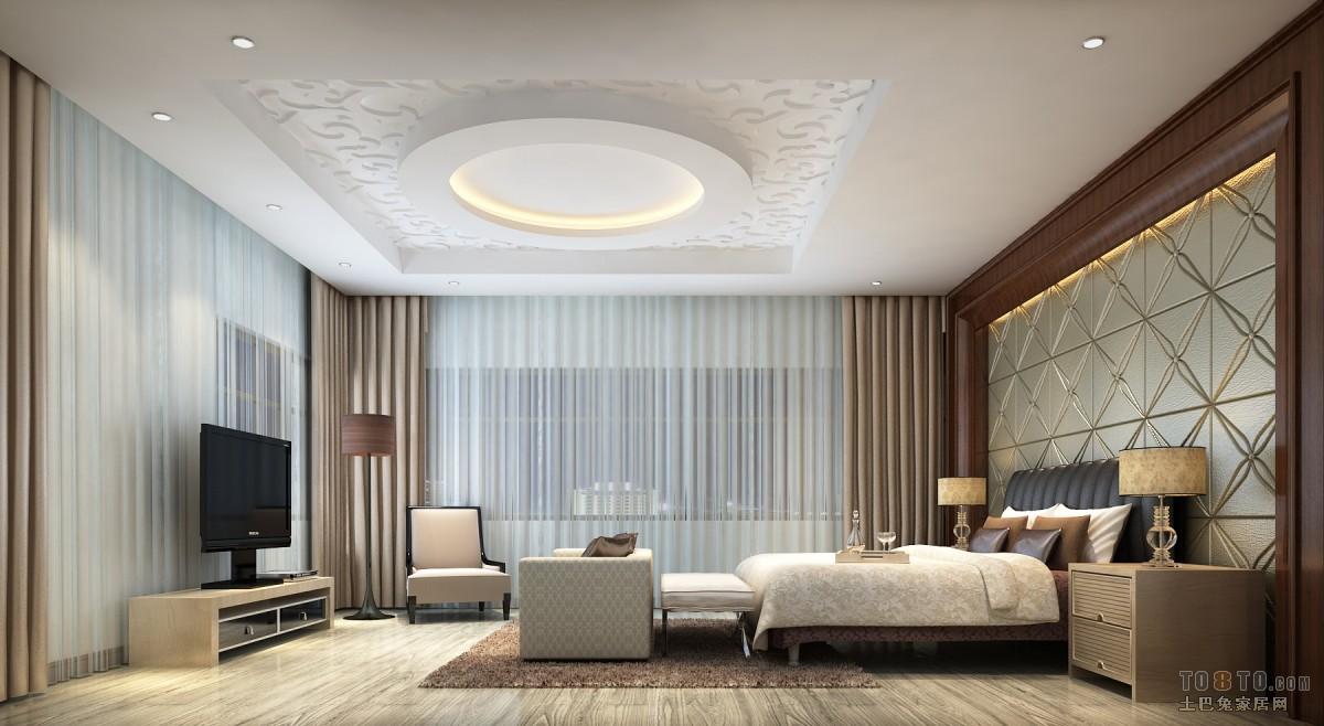 卧室吊顶装修效果图片装修效果图