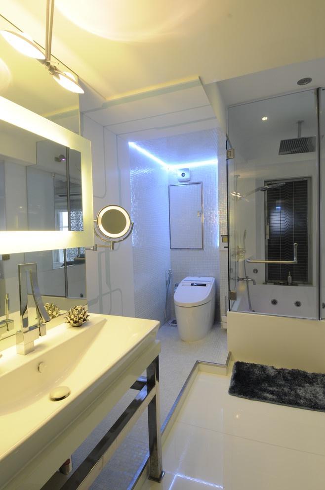 6平米洗手间装修效果图大全2013图片装修效果图