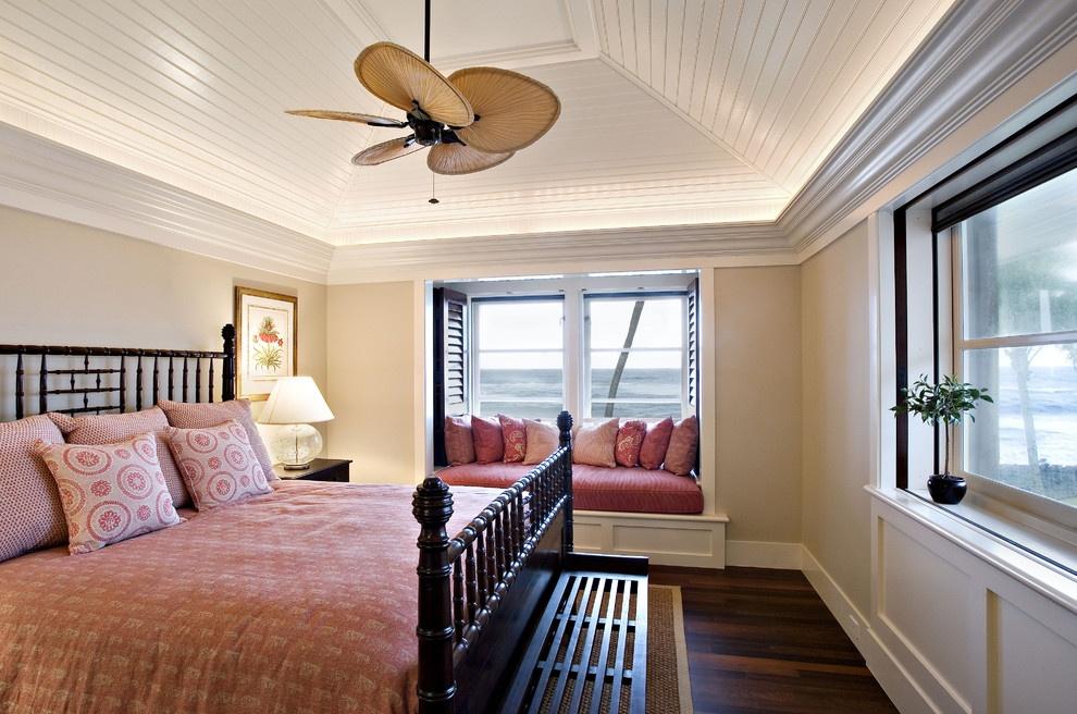 美式卧室飘窗装修效果图大全2013图片装修效果图