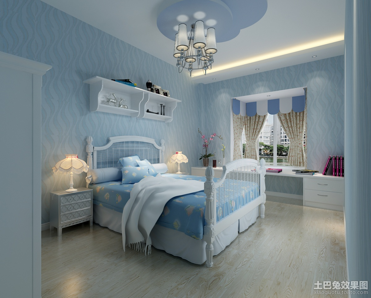 梦想的房间简笔画
