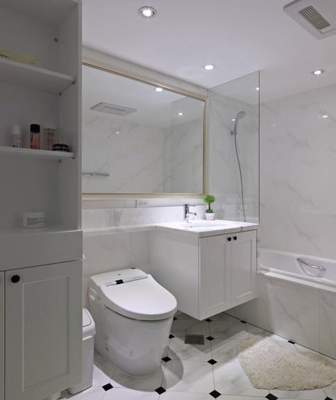 欧式小卫生间装修效果图大全2013图片欣赏装修效果图 第1张 家居图高清图片