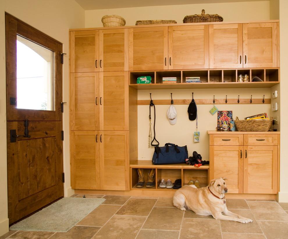 家居鞋柜玄关装修效果图高清图片