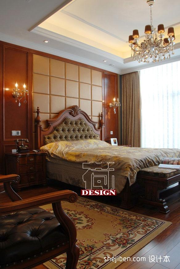 2013欧式主卧室床头背景墙装修效果图装修效果图图片