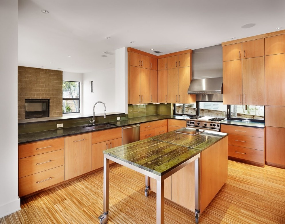 家居图库 简约风格简单厨房装修效果图 > 第1张  共 5 张图片