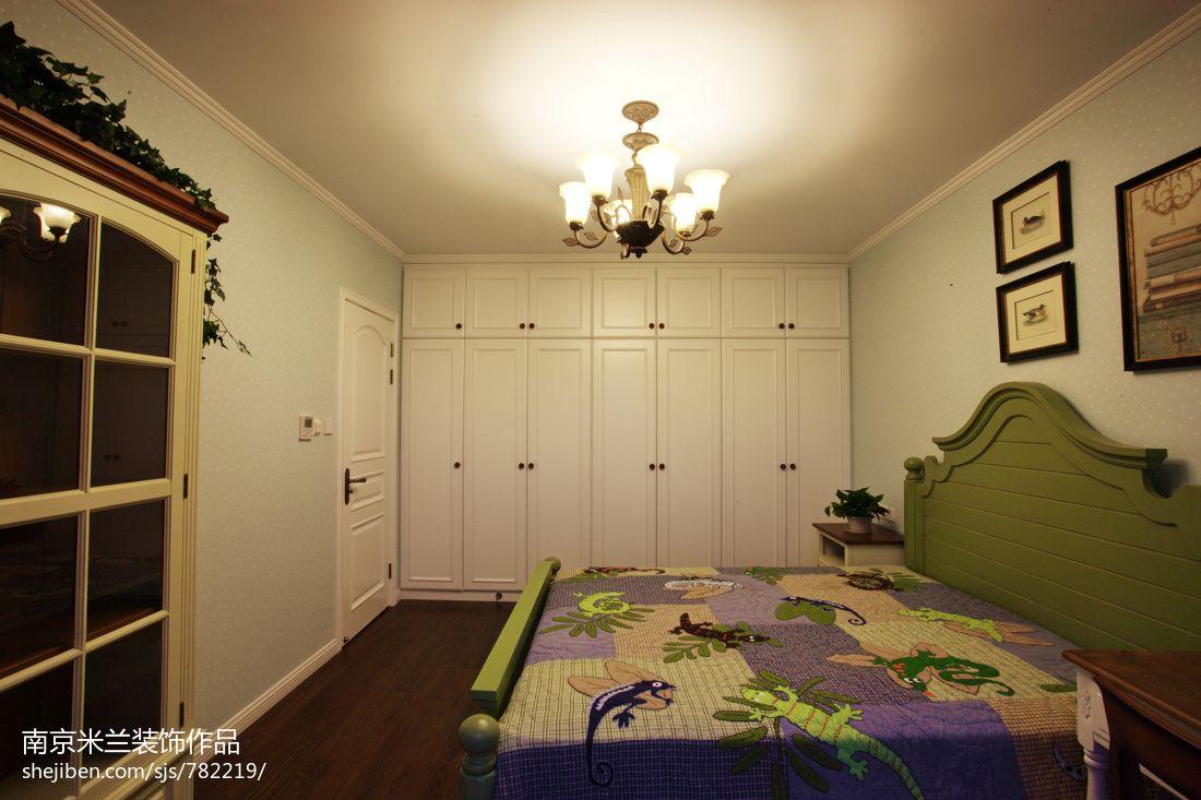 卧室衣柜图片装修效果图