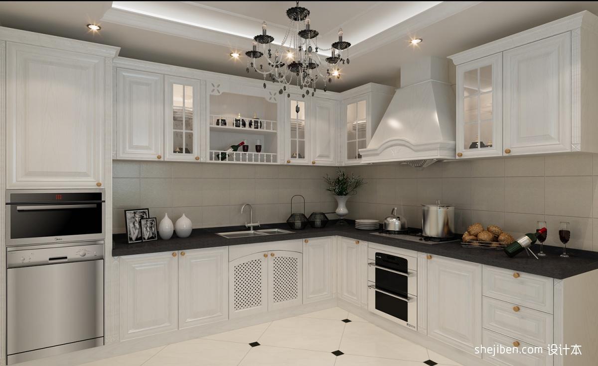 橱柜 厨房 家居 设计 装修 1200_736