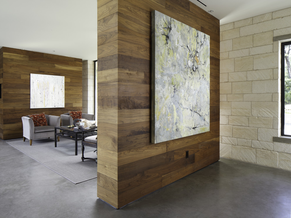 客厅窗帘美隔断装修效果图-餐厅客厅隔断效果图 客厅阳台隔断效果图