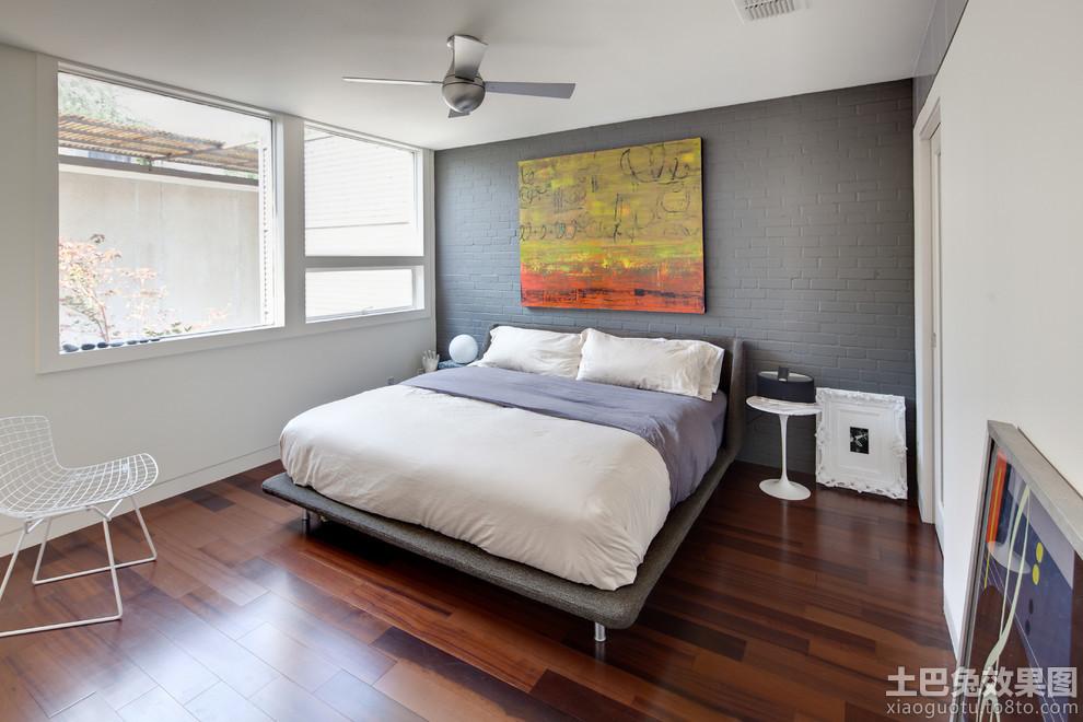 卧室简单装修图片装修效果图