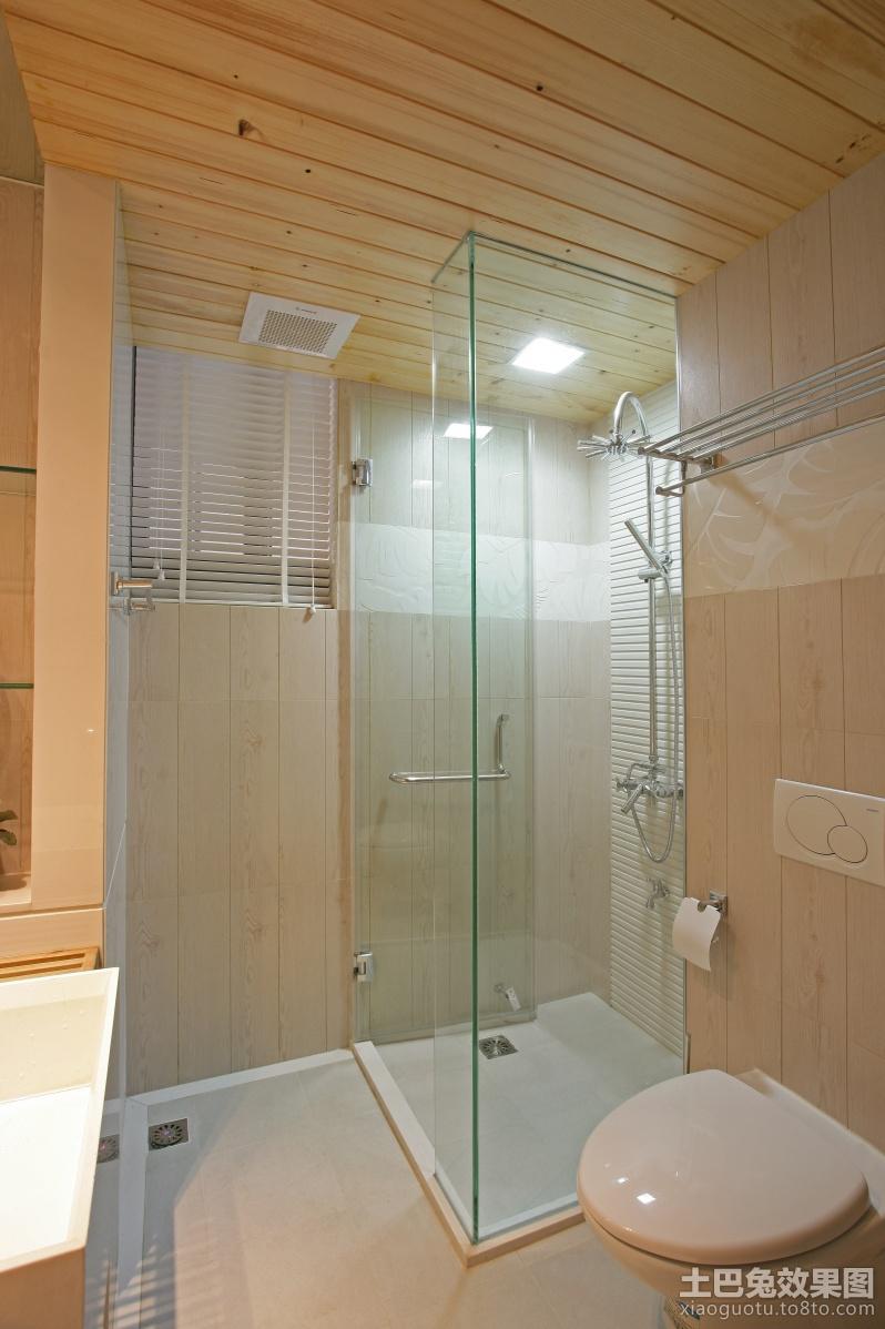 干湿分离卫生间装修效果图装修效果图 第5张 家居图库 九高清图片