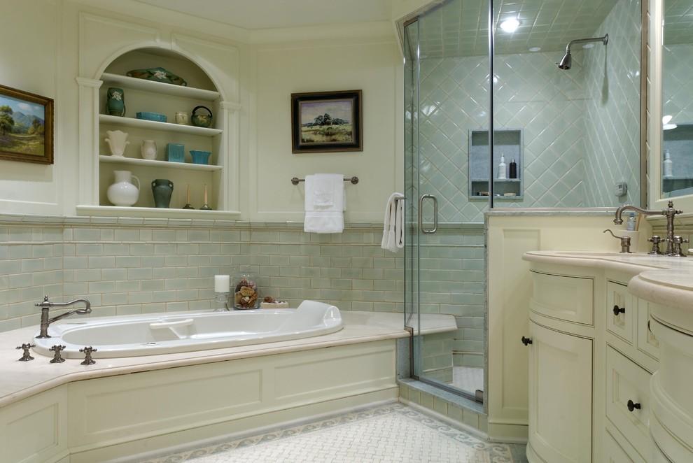 欧式卫生间淋浴房设计图装修效果图