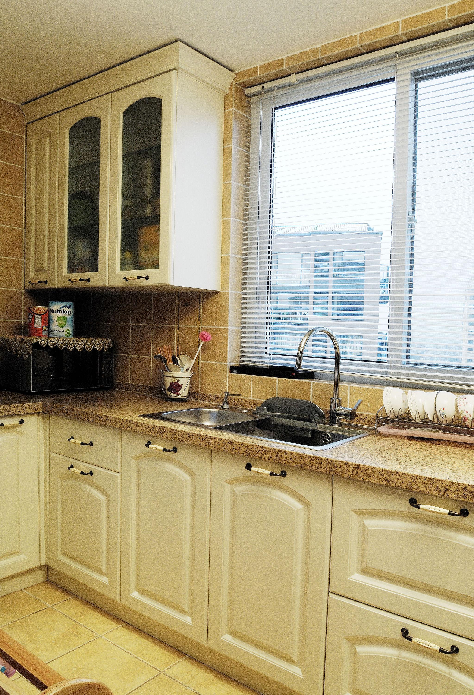 家庭厨房设计装修效果图