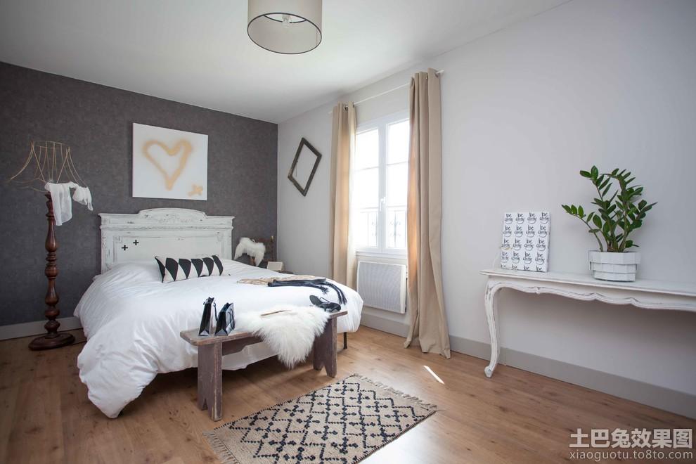 简约欧式卧室装修效果图大全2013图片 (2/10)图片