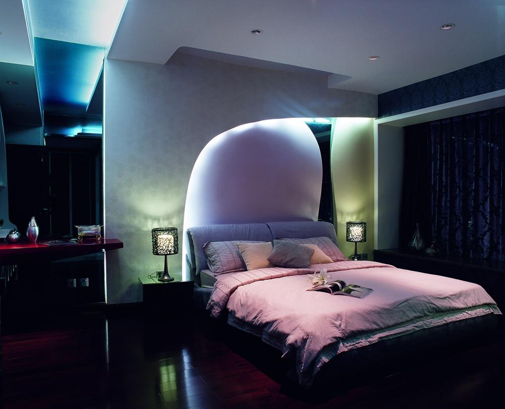 后现代卧室设计图片装修效果图_第8张 - 家居图库图片