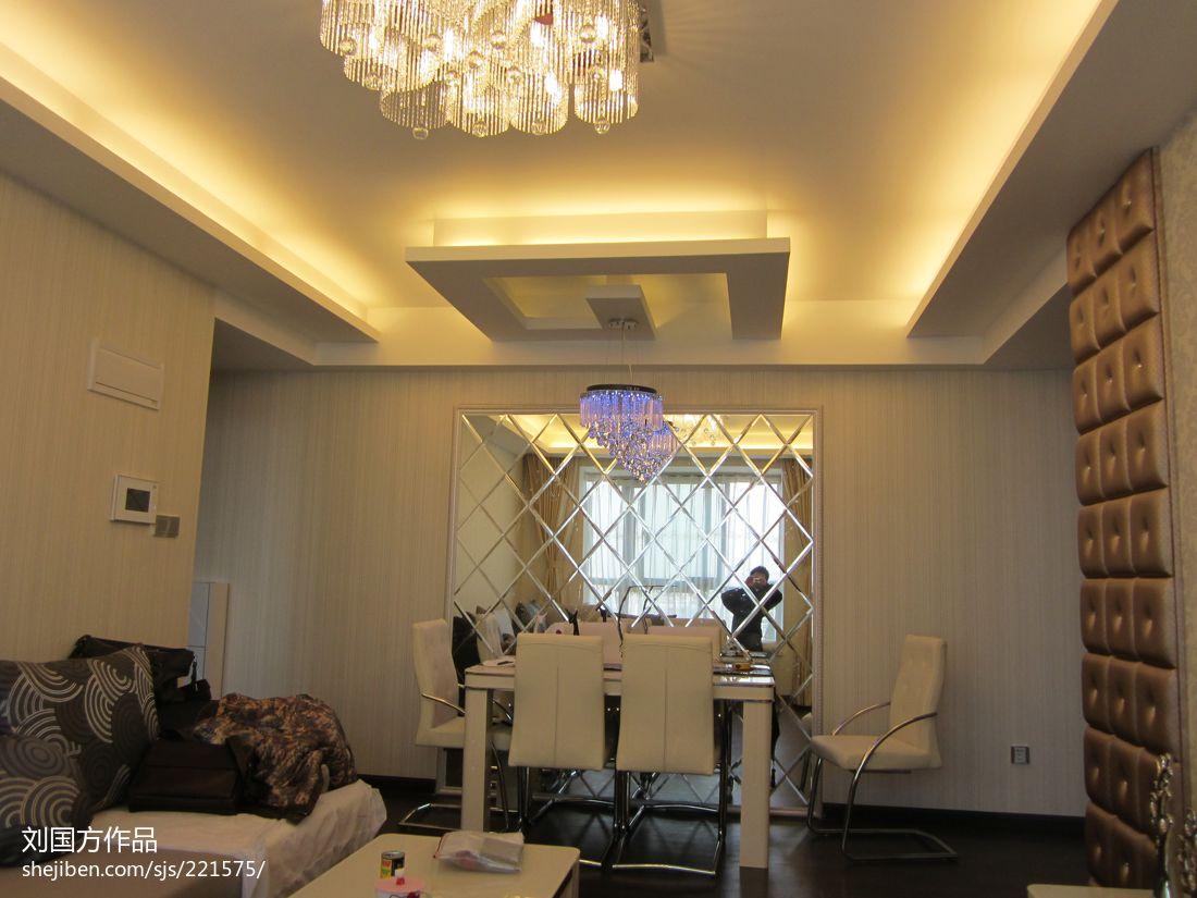 家装客餐厅吊顶效果图装修效果图 第9张 家居图库 九正家居网高清图片