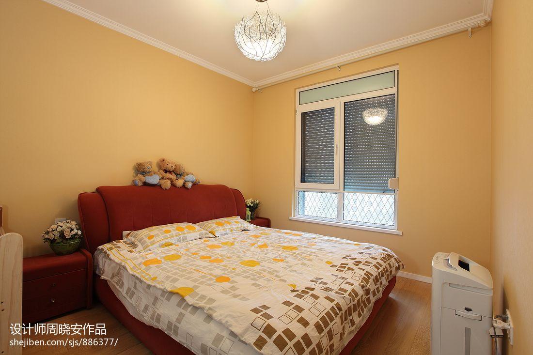 现代风格儿童卧室装修效果图2013 13 16