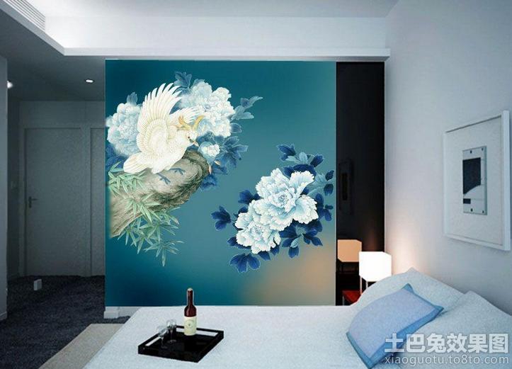 家居图库 简单黑白墙绘图案 > 第4张  共 8 张图片