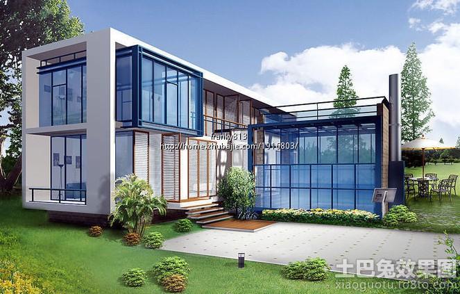 新型农村平房屋设计图装修效果图