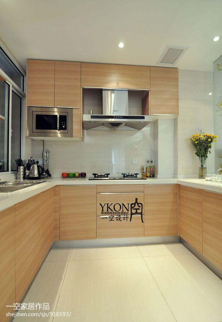 u型小厨房橱柜效果图大全装修效果图