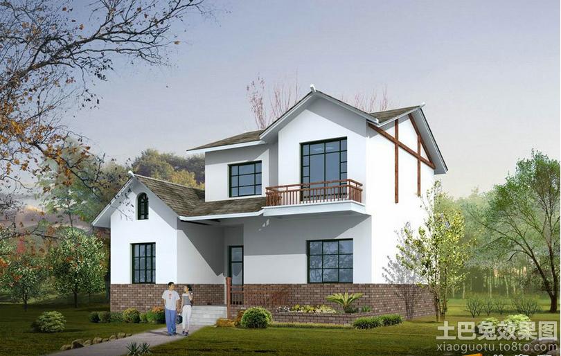 最新農村住房設計圖裝修效果圖