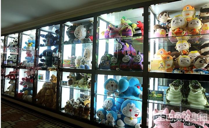 乐高玩具专卖店橱窗陈列图片装修效果图