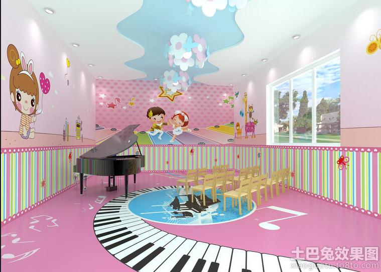 幼儿园墙绘设计效果图装修效果图 第3张 家居图库 九正家高清图片