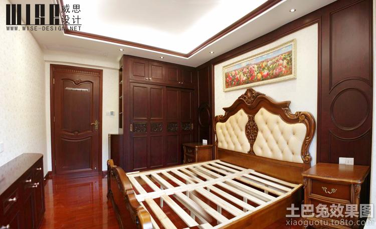 美式10平米卧室装修效果图装修效果图