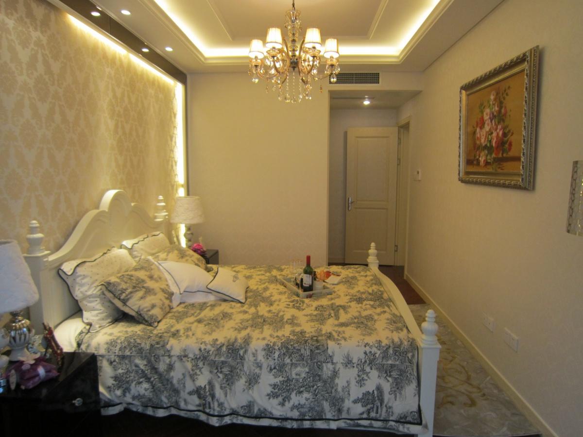 欧式20平米主卧室装修效果图 (5/6)图片
