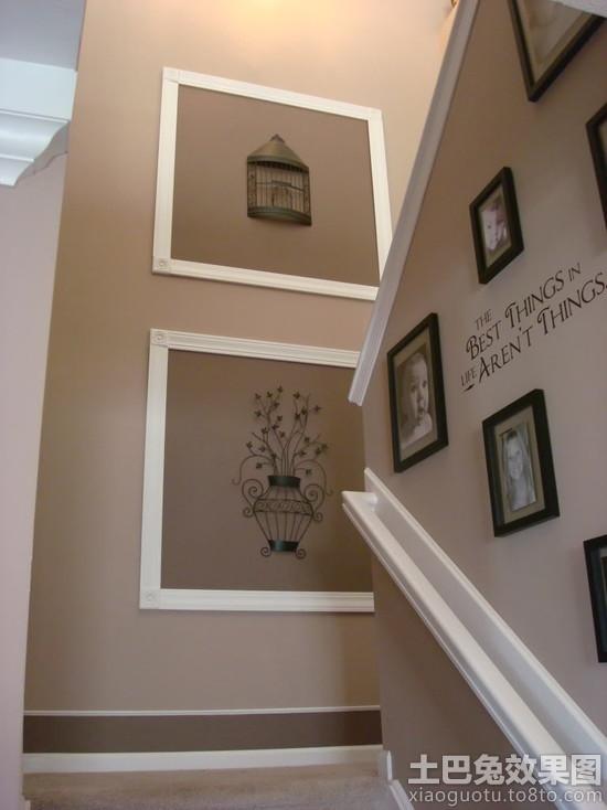 室内黑白手绘装饰画图片装修效果图