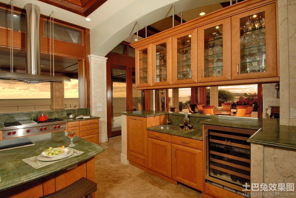 厨房餐厅酒柜隔断效果图装修效果图_第2张 - 家居图库
