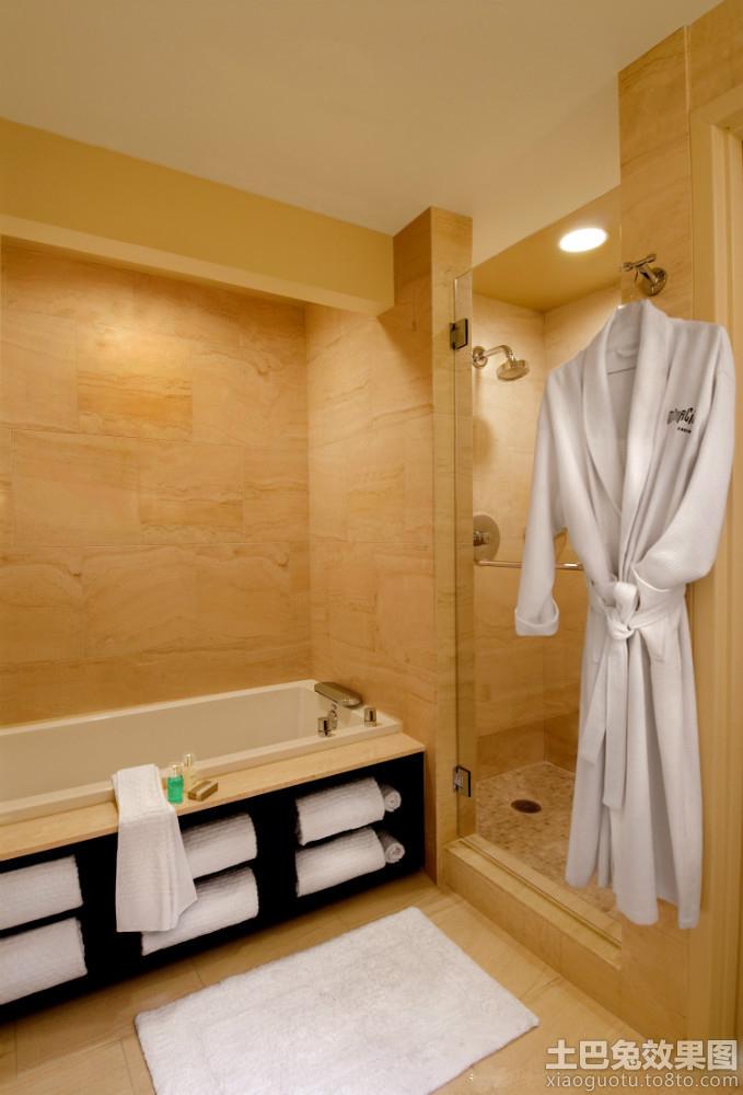 卫生间淋浴房墙面大理石瓷砖装修效果图 第3张 家居图库 九正家居网高清图片