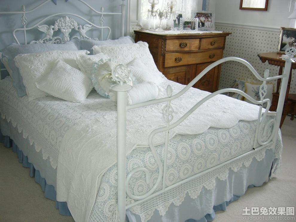 卧室装修欧式花边图片装修效果图