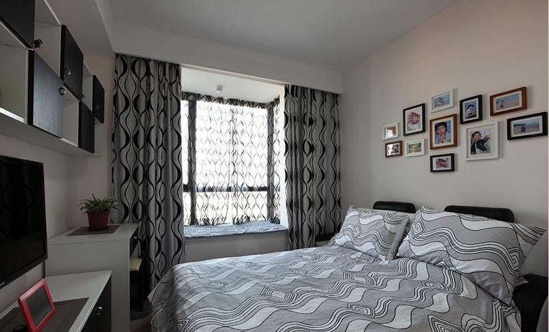 7平米卧室飘窗装修效果图装修效果图
