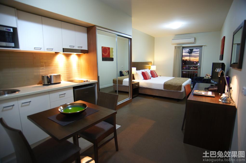 家居图库 40平米单身公寓装修设计效果图片 > 第5张  共 10 张图片