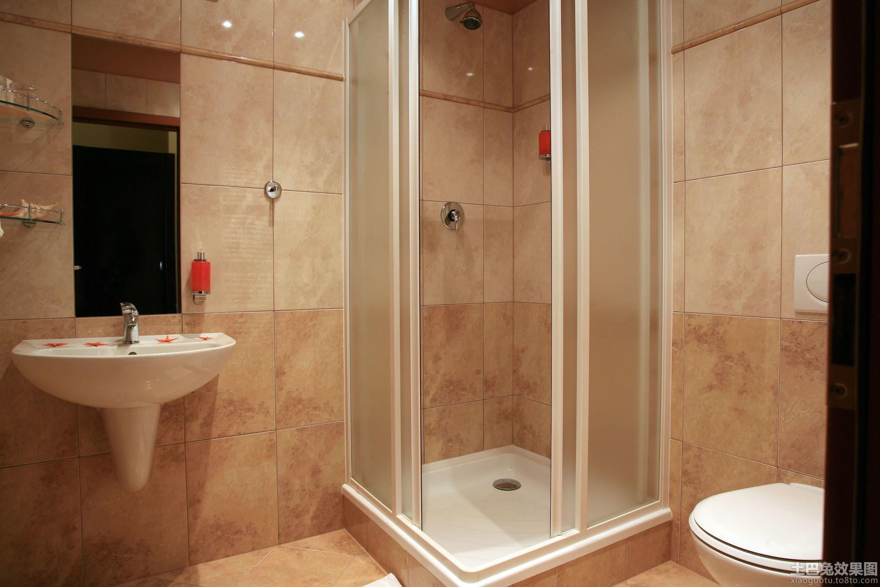 卫生间淋浴房效果图大全2013图片装修效果图 第9张 家居图库 九正家高清图片