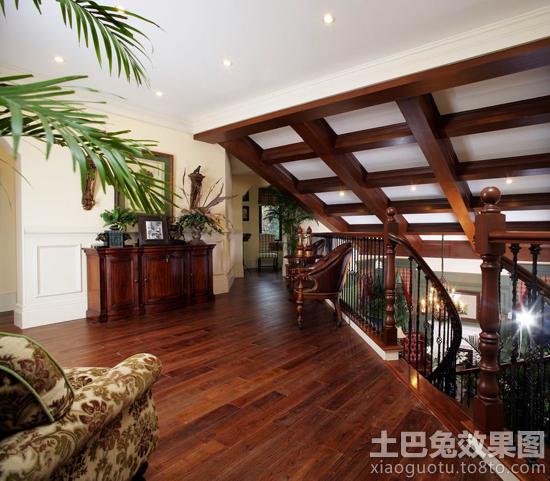 家居图库 美式乡村风格别墅室内装修效果图大全 > 第4张  共 5 张图片