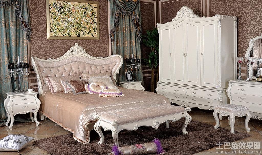 卧室欧式家具图片大全装修效果图图片