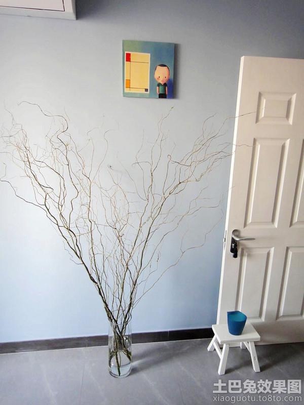室内海藻泥墙面漆效果图欣赏装修效果图 第4张 家居图库 高清图片