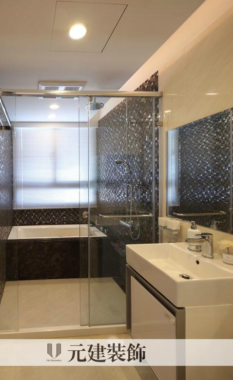 家装干湿分离卫生间装修图片装修效果图