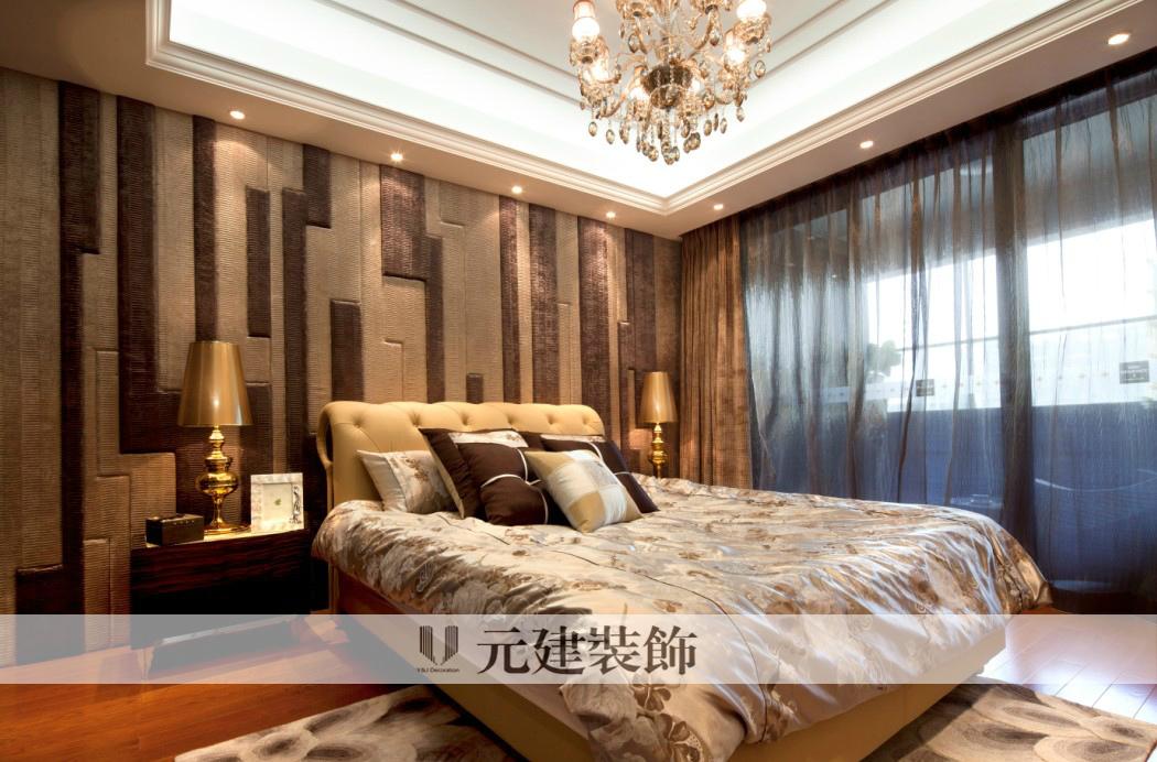 家庭卧室床头硬包背景墙装修效果图大全图片 4 9高清图片