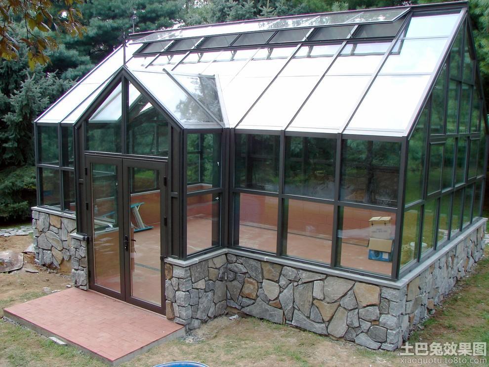 钢结构玻璃房装修效果图装修效果图