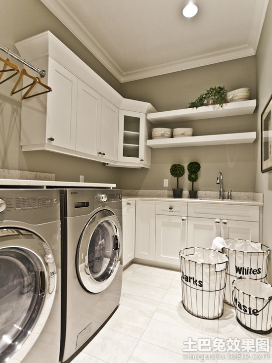 洗衣房设计装修效果图 8 15高清图片